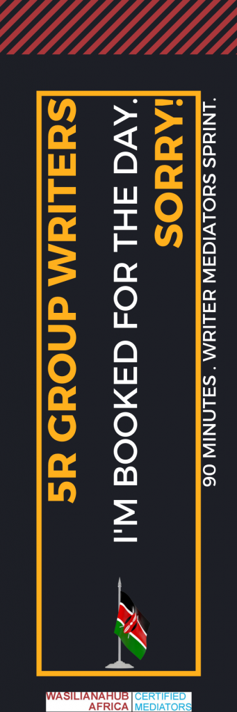 WH - 5R Group Bookmark 2021
